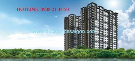 Bán căn hộ DOCKLANDS SAIGON Nguyễn Thị Thập quận 7 HOTLLINE 0908214450